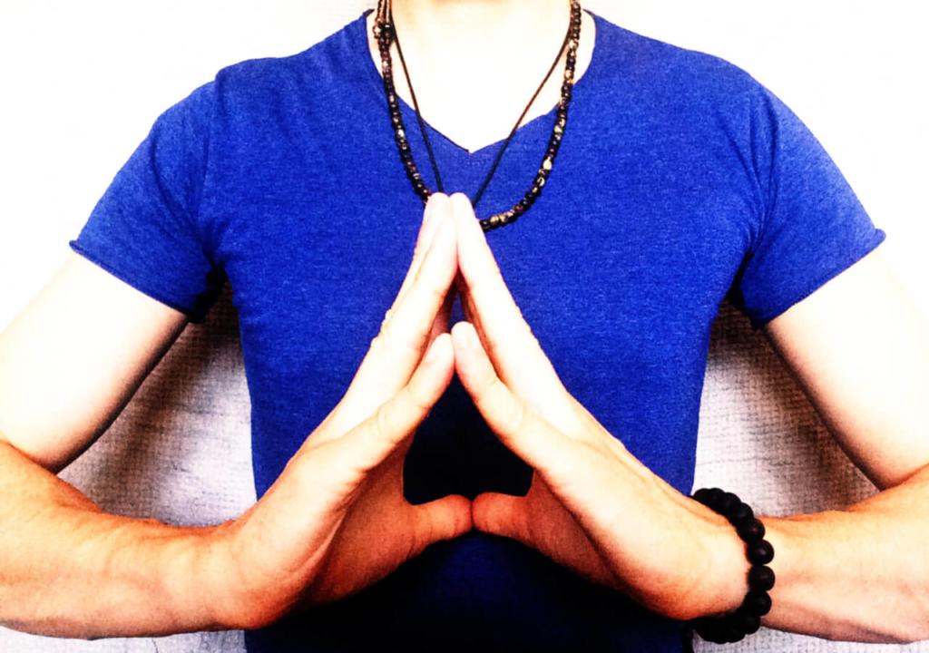 Hakini Mudra - Finger Yoga