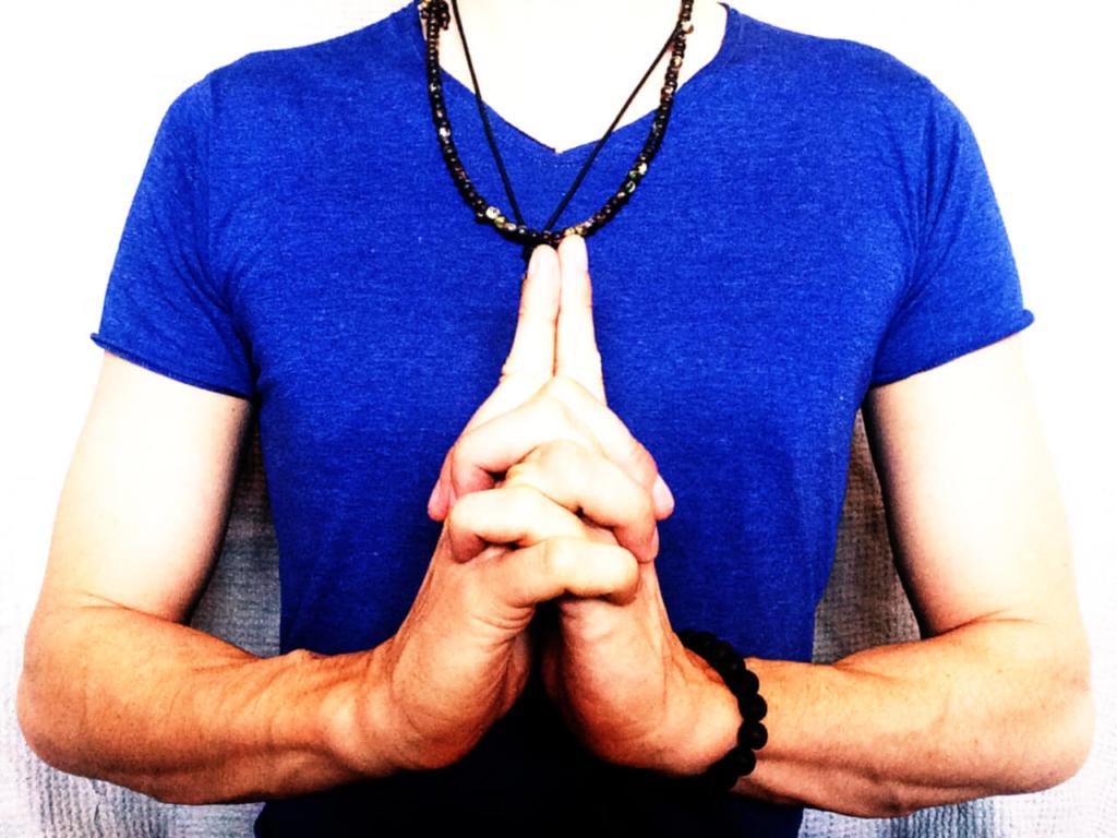 Ksepana Mudra - Finger Yoga